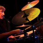 Jimmy drumming